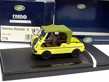 Ebbro 1/43 - Honda Vamos Jaune