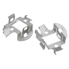 2x H7 HID Xenon Bulb Retainer Clips Adapter Holder For Audi Mercedes Saab VW