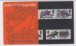 GB STAMPS PRESENTATION PACK 1966 HASTINGS SUPERB CONDITION ROYAL MAIL ORIG