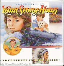 New YOUR STORY HOUR ADVENTURES IN LIFE #11 12 CDs Audio SET Character Building