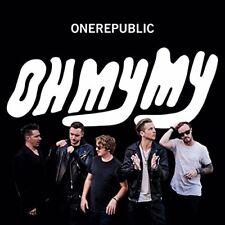 ONE REPUBLIC Oh My My 2016 16-trk CD album BRAND NEW Peter Gabriel OneRepublic