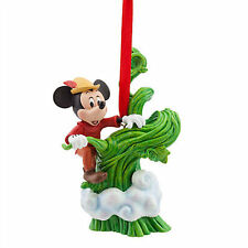 2016 Disney Mickey and the Beanstalk Limited Sketchbook Ornament Storybook NIB