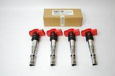 SEAT CUPRA 1.8T 150 180 215 225 UPGRADE UPRATED IGNITION FULL SET COILPACKS x 4