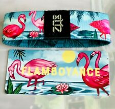 ZOX Strap FLAMBOYANCE - Confidence Is Underrated - Pink Flamingos