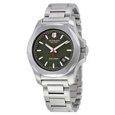 Victorinox Swiss Army INOX Green Mens Watch 241725.1