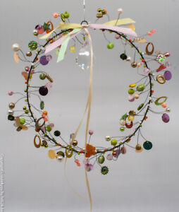 Perlen-Kreis bunt 20cm