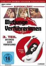 Blutjunge Verführerinnen 3 (The New Ingrid Steeger Collection)   DVD Neu!