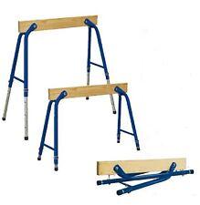 Arbeitsbock höhenverstellbar Stützbock Auflagehilfe Iller Leiter Gerüstbock