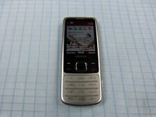 Nokia 6700 Classic Stahl Matt! Gebraucht! Ohne Simlock! TOP! Selten! RAR!