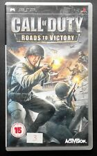 (03) PSP CALL OF DUTY Roads To Victory