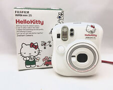 Fujifilm Instax Mini 25 Hello Kitty Instant Film Camera Limited Edition Sanrio