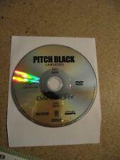 Pitch Black (dvd 2014 [2000/04). The Chronicles of Riddick Dark Fury. Vin Diesel