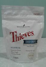 Thieves Essential Oil Infused Cough Drops By Young Living 30 count