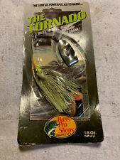 Discontinued Bass Pro Shop Spinner Bait The Tornado 1/8oz. Old Fishing Lure 2
