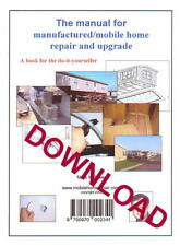 The Manual for Manufactured/Mobile Home Repair & Upgrade, Mark Bower - DOWNLOAD