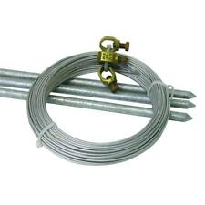 Grounding Wire Kit 3 Ft Heavy Duty Galvanized Steel Heavy For Electric Fence