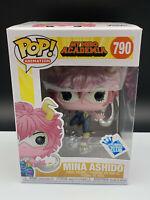 Funko Pop Mina Ashido #790 My Hero Academia Gamestop Exclusive +Protector
