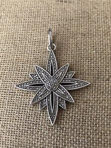Brighton Brilliant Star Amulet Charm JC5001