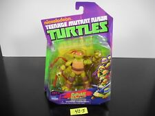 RARE! TMNT NICKELODEON NINJA TURTLES ERROR! MICHELANGELO in RAPHAEL PACKAGE 42-5