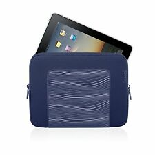 "Belkin Neoprene Sleeve Pouch Slip Case for iPad Air/4/3/2 or Any 10"" Tablet Blue"