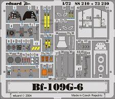 Eduard Zoom SS210 1/72 Messerschmitt Bf 109G-6 Hasegawa