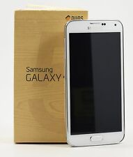 OPEN BOX- Samsung Galaxy S5 Duos SM-G900FD White (FACTORY UNLOCKED),Dual Sim