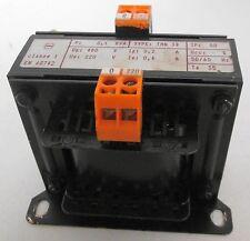 Electro Industries EN 60742 Transformer