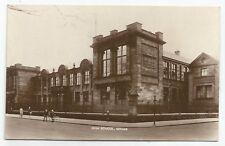 POSTCARDS-SCOTLAND-GLASGOW-RP. The High School, Govan.