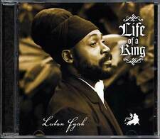 Reggae Roots / Lutan Fyah - Life Of A King [2014] Chronixx US Import Sealed CD