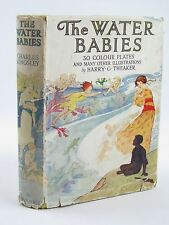 THE WATER BABIES - Kingsley, Charles. Illus. by Theaker, Harry G.