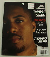 NEW Sole Collector Magazine #19  / DJ Jazzy Jeff July Aug 2007 Sneakers Shoes