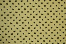 Star Print #686 Nylon Lycra Spandex 4 Way Stretch Swimwear Fabric BTY