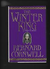THE WINTER KING---BERNARD CORNWELL---HC/DJ---1st1st1996---St. Martin's Press