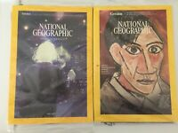 National Geographic Magazine Genius Issues Albert Einstein Pablo Picasso Covers