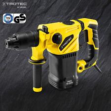 TROTEC Bohr- und Meißelhammer PRDS 10-230V | 1500W 5 Joule Schlagkraft SDS-Plus