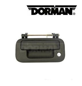 1PCS DORMAN Exterior Tailgate Handle Fit Ford Explorer Sport Trac, F-150, F-250