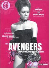 AVENGERS (THE) -ANNEE 66 COFFRET 2 -  BOX 2 DVD REGION/ZONE 2