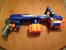 Nerf N-Strike Elite Hail-Fire Gun Body only working