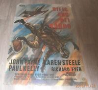 A1 Filmplakat  STEIG AUS BEI 43000, JOHN PAYNE,KAREN STEELE