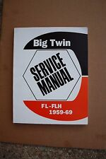 1959-1969 HARLEY SERVICE MANUAL