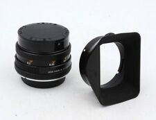 Leica ELMARIT-R Elmarit R 28mm f/2.8 MF 3 Cam Lens w/ Cap + Hood