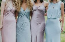 Ghost Bridesmaid Dress - Bea Taupe Small S - Worn once!