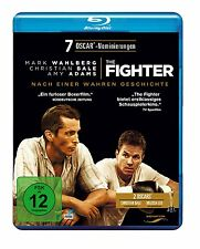 THE FIGHTER [Blu-ray] Christian Bale, Mark Wahlberg OVP