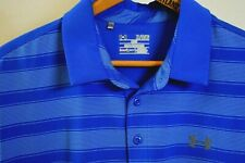 UNDER ARMOUR  Men's XL Loose HeatGear Golf Polo *Mint*