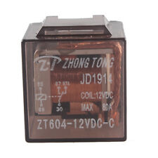 Car Auto 12V 12 Volt 80A 80 AMP Transparent SPDT Relay 5Pin 5P Relays Sales HY