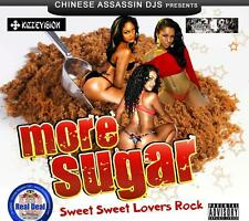 CHINESE ASSASSIN MORE  SUGAR SWEET REGGAE LOVERS ROCK MIX CD