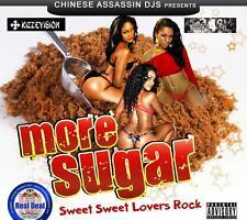 CHINESE ASSASSIN MORE  SUGAR SWEET REGGAE LOVERS ROCK MIX CD