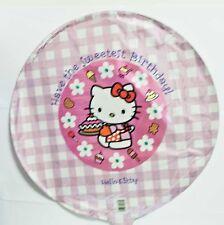 """Sanrio Hello Kitty 18"""" Mylar Foil Balloon"""