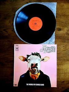 "LP MOVING GELATINE PLATES - ""The World Of Genius Hans"" - CBS 64146 AKT / 1972"