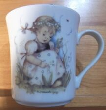 Lily of the Valley Mi Hummel Cup Mug 8 oz. Reutter Porzellan Germany